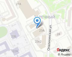 Компания UralModels на карте города