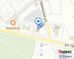 Компания Hermitage на карте города