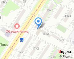 Компания Аспорт на карте города