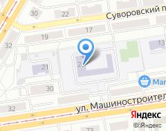 Компания Средняя общеобразовательная школа №49 на карте города