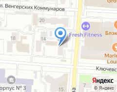 Компания Палатки66 на карте города