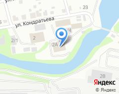 Компания ПАРКУР на карте города