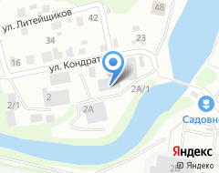 Компания ТЕРНИКС на карте города