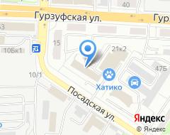 Компания С-НОВА на карте города