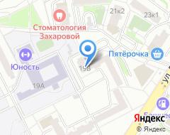 Компания АРТ-Капелька на карте города