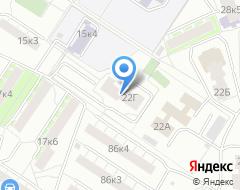 Компания Полиграфсервис на карте города