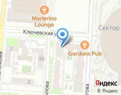 Компания Екаспорт.ру на карте города
