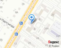 Компания УИСО Уральский институт социального образования на карте города