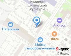 Компания Страна Детства на карте города