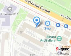 Компания Всё для тебя на карте города