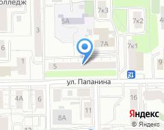 Компания Кольцо Урала Тур на карте города
