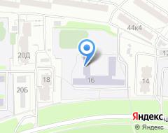 Компания Средняя общеобразовательная школа №143 на карте города