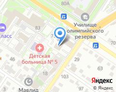 Компания Светодиодный мир на карте города