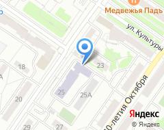 Компания Средняя общеобразовательная школа №115 на карте города