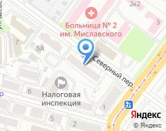 Компания Екатеринбургский учебно-курсовой комбинат на карте города
