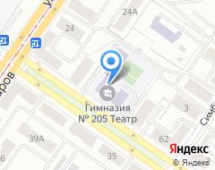 Компания Средняя общеобразовательная школа №103 на карте города