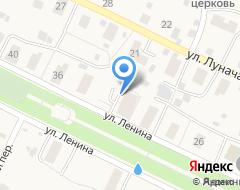 Компания Росинка на карте города