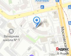 Компания Трудовое Партнерство на карте города