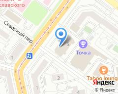 Компания Вердиктум на карте города