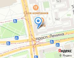 Компания Плюс Банк на карте города