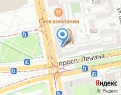 Компания ПОВАРешка на карте города