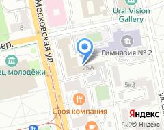 Компания Центр психологического консультирования на карте города