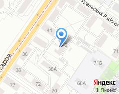 Компания Ветеран на карте города