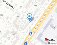 Компания Югория на карте города