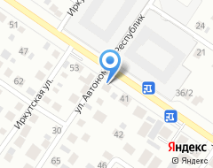 Компания AVOKADO print на карте города