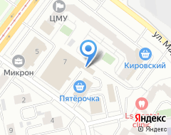 Компания Промресурс на карте города