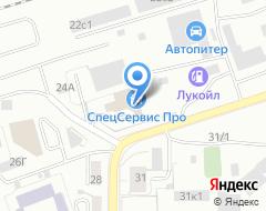 Компания АТЭКО на карте города
