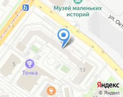 Компания Эолис-клуб на карте города