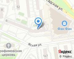 Компания Адвокат Лепилкин Д.В на карте города