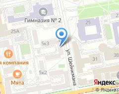 Компания Марьин Дом на карте города