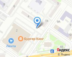 Компания Уралпром на карте города