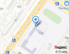 Компания Специальная коррекционная общеобразовательная школа-интернат №111 на карте города