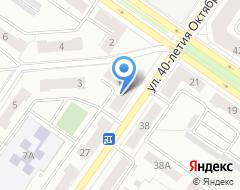 Компания ПРОСТОР на карте города
