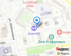 Компания Makarov group на карте города