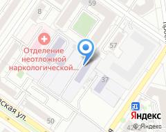 Компания Детский сад №522 на карте города
