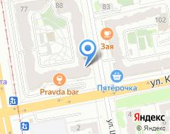 Компания FRATELLI на карте города