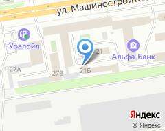 Компания Песочница на карте города