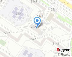 Компания Уральские Автошколы на карте города