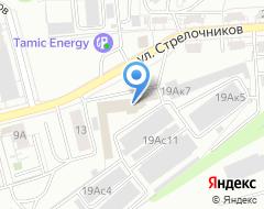 Компания Банкомат ТрансКредитБанк на карте города