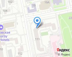 Компания ОУПЕН групп на карте города
