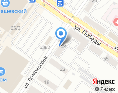 Компания ЦЛБ-Тур на карте города