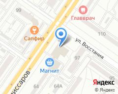 Компания Золотой Тигр на карте города