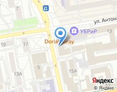 Компания АКБ Авангард на карте города