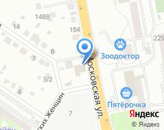Компания ИнЭС на карте города