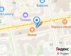 Компания Ресторан №1 на карте города