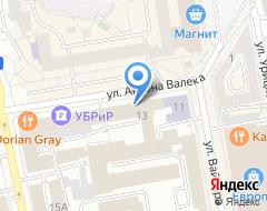 Компания Бюро вакансий на карте города